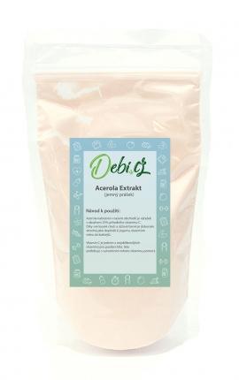Acerola Extrakt jemný prášek