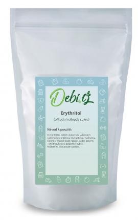 Erythritol - přírodní náhrada cukru