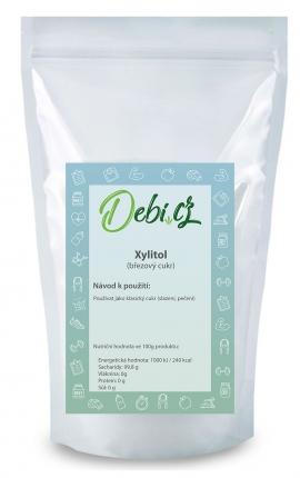 Xylitol - březový cukr