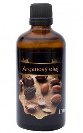 Arganový olej lisovaný za studena