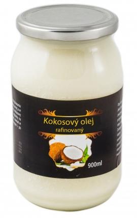 Kokosový olej - rafinovaný