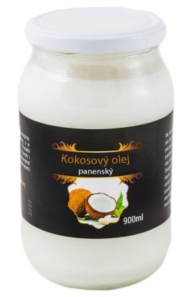 Kokosový olej - panenský