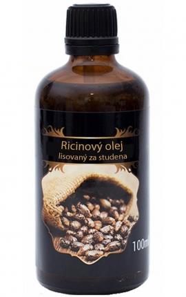 Ricinový olej lisovaný za studena