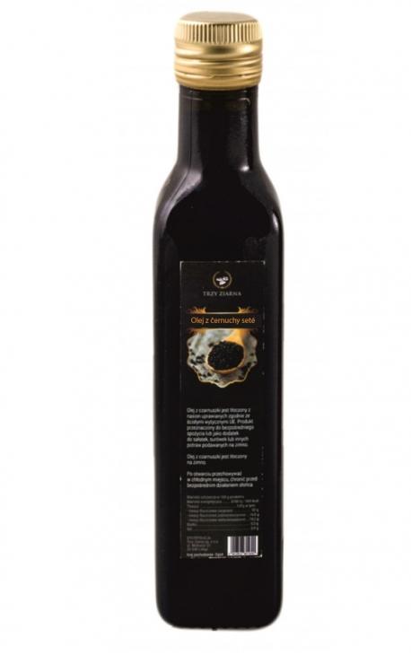 Olej z černuchy seté