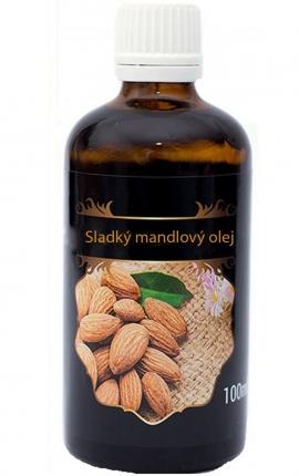Sladký mandlový olej