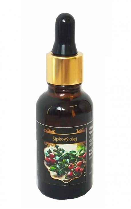 Šípkový olej